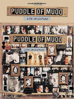 Of Mudd Puddle - Life On Display - Sheet Music - di-arezzo.co.uk