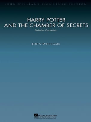 Harry Potter et la Chambre des Secrets John Williams laflutedepan
