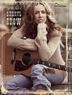 Sheryl Crow - The Very Best Of Sheryl Crow - Sheet Music - di-arezzo.co.uk
