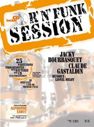 Bourbasquet Jacky / Gastaldin Claude - R' N' Funk Session - Partition - di-arezzo.fr