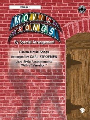 Movie Songs - Partition - Cor - laflutedepan.com