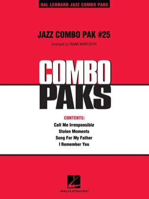 - Jazz Combo Pak # 25 - Partition - di-arezzo.fr