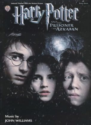 John Williams - Harry Potter and the Prisoner of Azkaban - Sheet Music - di-arezzo.co.uk