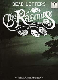 Dead Letters - The Rasmus - Partition - Pop / Rock - laflutedepan.com