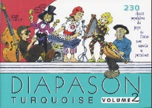 - Diapason turquoise volume 2 - Sheet Music - di-arezzo.co.uk
