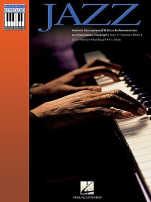 - Note-for-Note Keyboard Transcriptions - Jazz - Partition - di-arezzo.fr