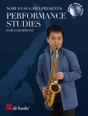 Performance Studies - Partition - Saxophone - laflutedepan.com