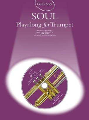 - Guest Spot - Soul Playalong For Trumpet - Partition - di-arezzo.fr