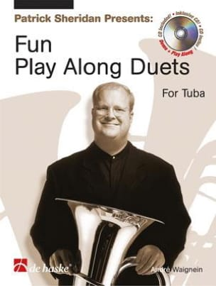 Fun Play Along Duets For Tuba In C - André Waignein - laflutedepan.com