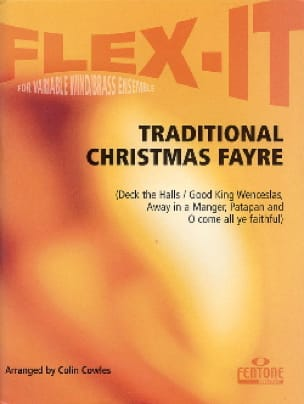 Traditional Christmas Fayre Partition ENSEMBLES - laflutedepan