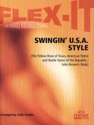 Swingin' U.S.A. Style Colin Cowles Partition ENSEMBLES - laflutedepan