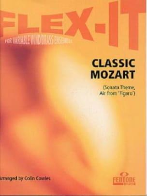Classic Mozart Flex-It Colin Cowles Partition ENSEMBLES - laflutedepan