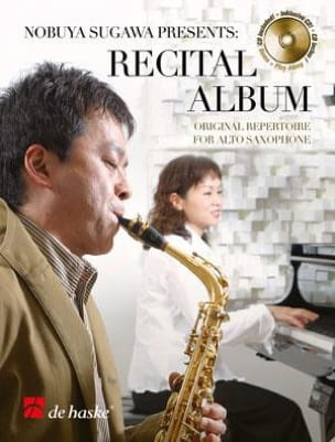 - Recital album - Sheet Music - di-arezzo.com