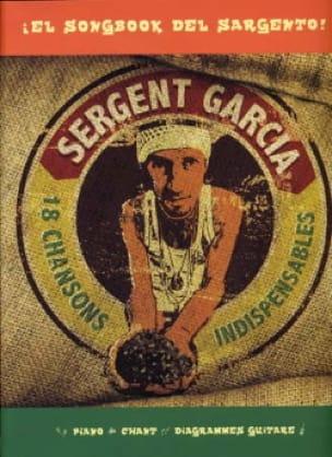 Sergent Garcia - El Songbook Del Sargento - Partition - di-arezzo.co.uk