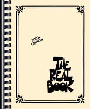 The Real Book Volume 1 - Sixth Edition - C Instruments - Sheet Music - di-arezzo.com