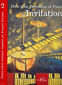 Invitation Volume 2 - Partition - laflutedepan.com