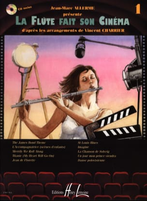 - The flute makes its cinema volume 1 - Sheet Music - di-arezzo.com