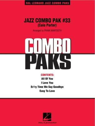 Cole Porter - Jazz Combo Pak # 33 - Partition - di-arezzo.fr