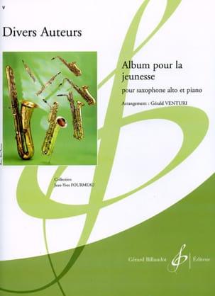 Album Pour la Jeunesse - Partition - di-arezzo.fr