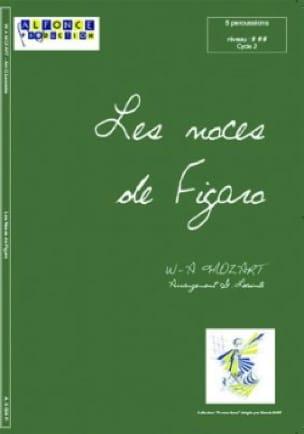 Wolfgang Amadeus Mozart - Les Noces de Figaro Ouverture K.492 - Partition - di-arezzo.fr