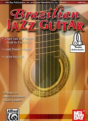 Brazilian Jazz Guitar Book - Partition - laflutedepan.com