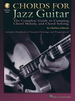 Charlton Johnson - Chords For Jazz Guitar - Partition - di-arezzo.fr