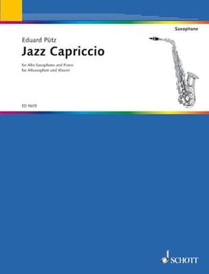 Jazz Capriccio - Eduard Pütz - Partition - laflutedepan.com