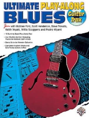 Trovato Steve / Farnen Paul - Ultimate Play-Along Guitar Trax Blues - Sheet Music - di-arezzo.co.uk