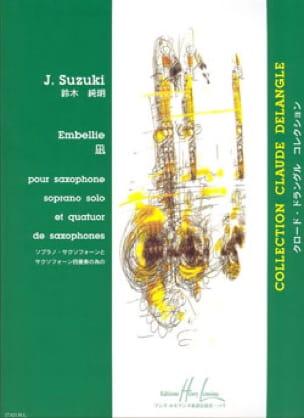 Jummei Suzuki - Embellie - Partition - di-arezzo.fr