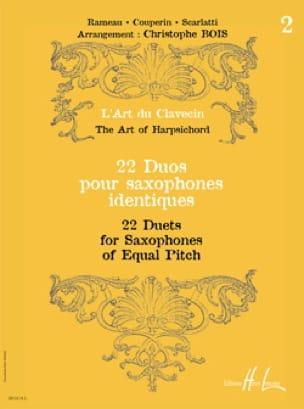 - 22 dúos para saxofones idénticos volumen 2 - Partitura - di-arezzo.es