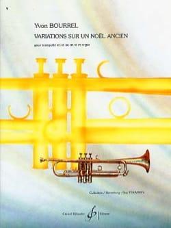 Yvon Bourrel - Variations On An Ancient Christmas - Sheet Music - di-arezzo.com