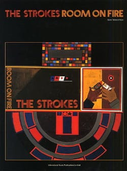 The Strokes - Room On Fire - Sheet Music - di-arezzo.com
