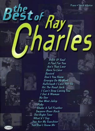Ray Charles - The Best Of Ray Charles - Sheet Music - di-arezzo.co.uk
