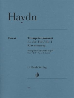 HAYDN - Trumpet Concerto In Eb Major - Partition - di-arezzo.fr