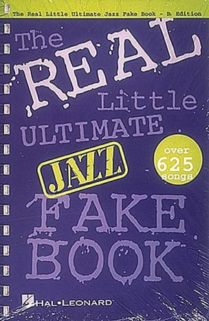 - The Real Little Ultimate Jazz Fake Book - Sheet Music - di-arezzo.co.uk