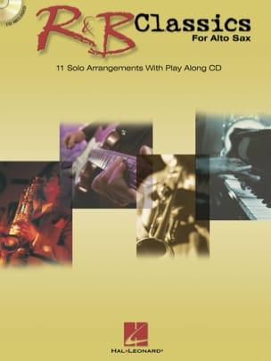 R&B Classics - Partition - Saxophone - laflutedepan.com