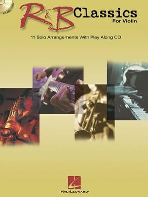 R&B Classics - Partition - Violon - laflutedepan.com