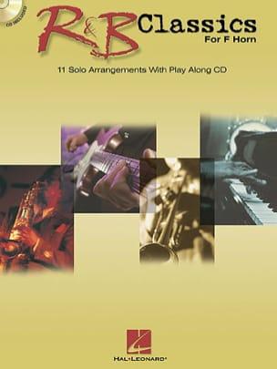 R&B Classics - Partition - Cor - laflutedepan.com