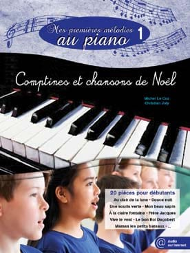 Mes Premières Mélodies au Piano - My first melodies on the piano volume 1 - Sheet Music - di-arezzo.co.uk