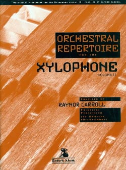 Orchestral repertoire for the xylophone volume 2 - Partition - di-arezzo.fr
