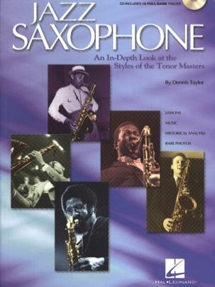 Jazz Saxophone - Dennis Taylor - Partition - laflutedepan.com