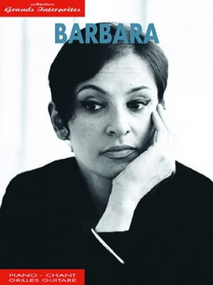 Barbara - Great Performers Collection - Sheet Music - di-arezzo.com