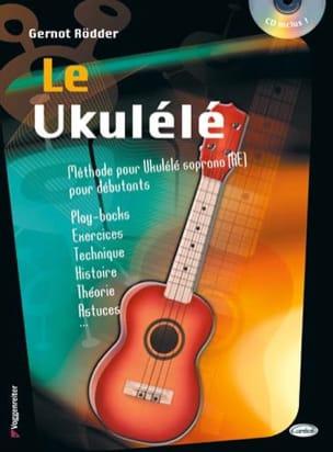 Gernot Rödder - Le Ukulélé - Partition - di-arezzo.fr
