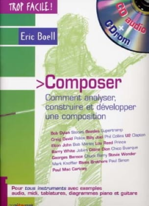 Eric Boell - Compose - Sheet Music - di-arezzo.co.uk