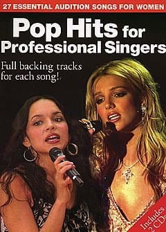 Pop Hits For Professional Singers (Women) - laflutedepan.com