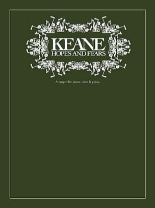 Keane - Hopes And Fears - Partition - di-arezzo.fr