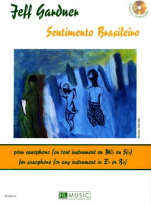 Jeff Gardner - Sentimento Brasileiro - Sheet Music - di-arezzo.co.uk