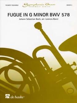 BACH - Fugue In G Minor BWV 578 - Partition - di-arezzo.fr