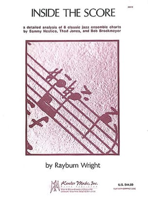 Rayburn Wright - Inside The Score - Sheet Music - di-arezzo.com