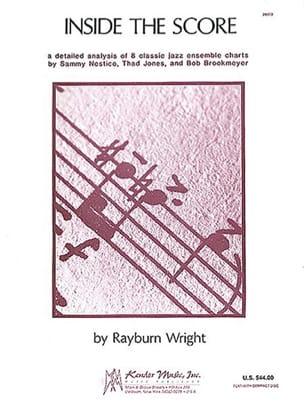 Inside The Score Book & CD - Rayburn Wright - laflutedepan.com